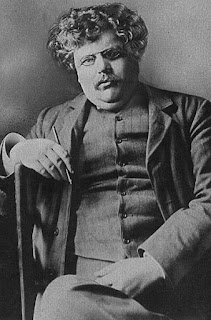 K Chesterton Quotes Gilbert K  Chesterton Quotes