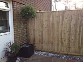 Fencing construction - Dorking, Crawley, Horsham