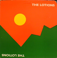 The Lotions - s/t ep (1981, Stork)