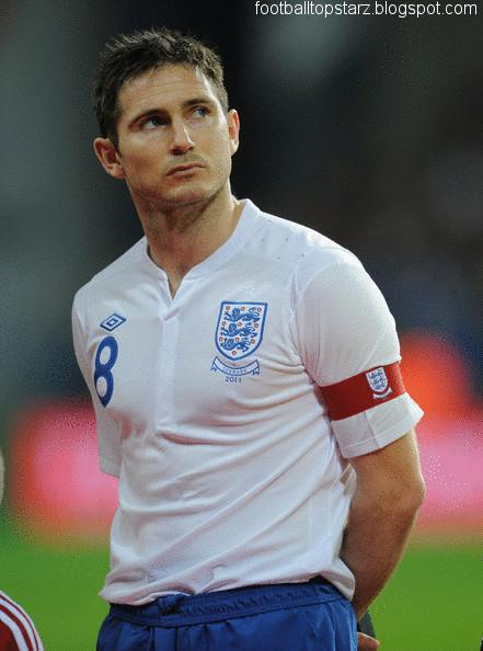 football stars frank lampard best british soccer