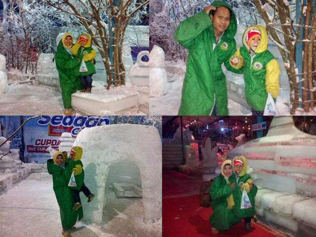 Snow World International di Plaza Asia