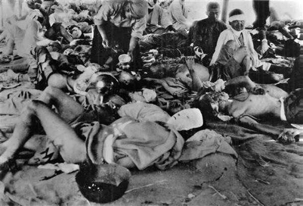 bom Hiroshima dan Nagasaki
