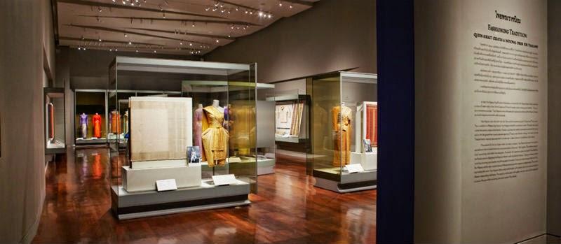 Joy in Thailand: Queen Sirikit Museum of Textiles (Bangkok)