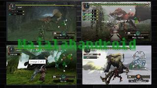 Monster Hunter Freedom Unite PSP ISO Android