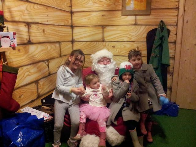 Christmas 2013 Santa