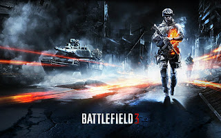 Battlefield 3 Game HD Wallpaper