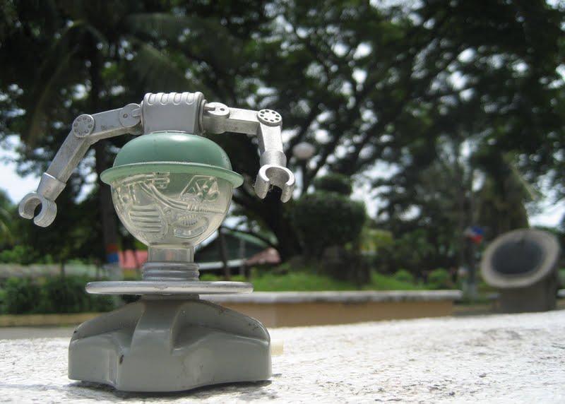 Flubber Robot