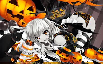 Halloween Ecchi y Hentai 1