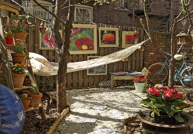 quintal transformado jardim:Dicas para deixar seu lar com a cara da primavera
