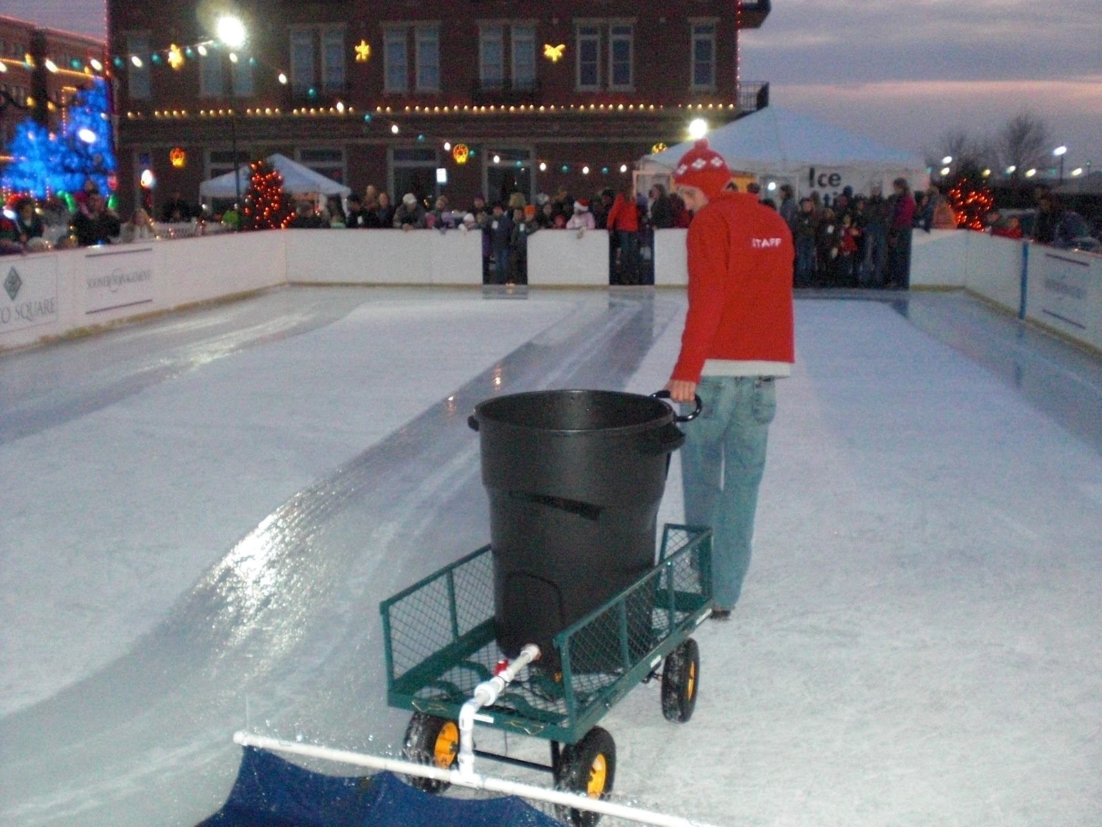 Parenting with research wordless wednesday for Home zamboni