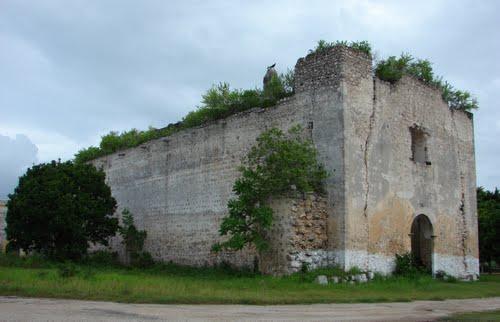 colonialmexico: Lost Missions of Yucatan - Xlacah/kikil ru