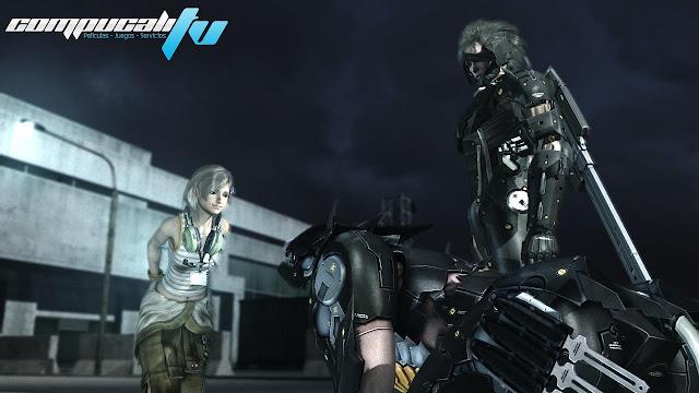 Metal Gear Rising Revengeance Xbox 360 Español Region Free XGD3