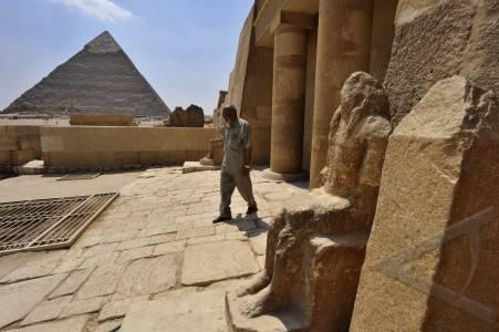 Piramida Giza Mesir dalam Al-Quran