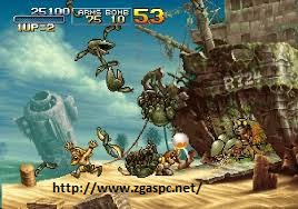 Download Metal Slug Anthology PS2 ISO For PC Full Version  - ZGASPC