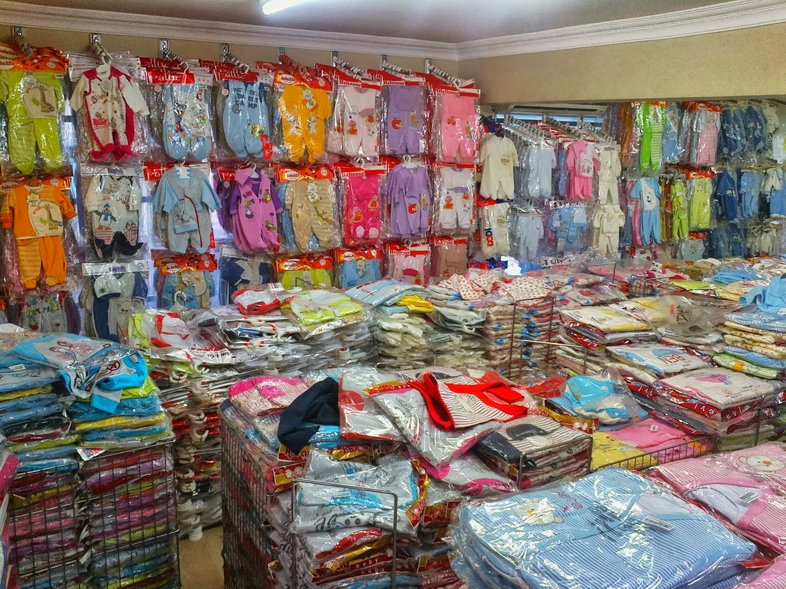 bebe giyim imalatçıları