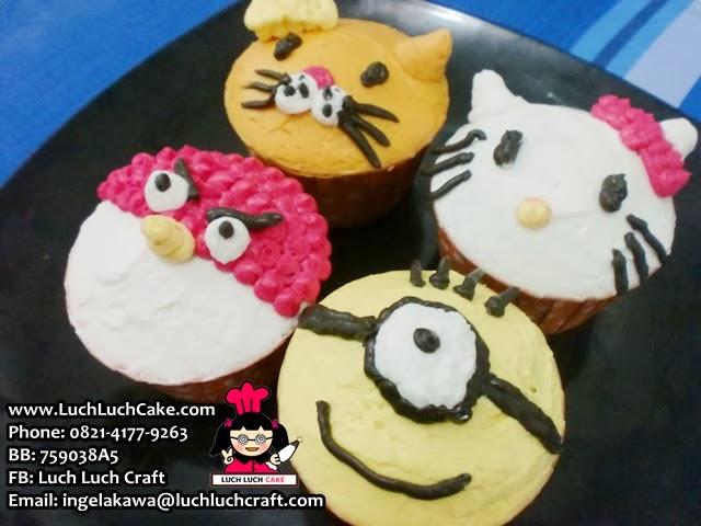 cupcake kartun