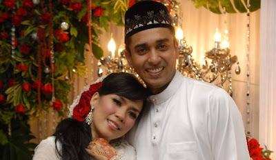 Gambar Majlis Persandingan Azad Jasmin dan Eira Syazira