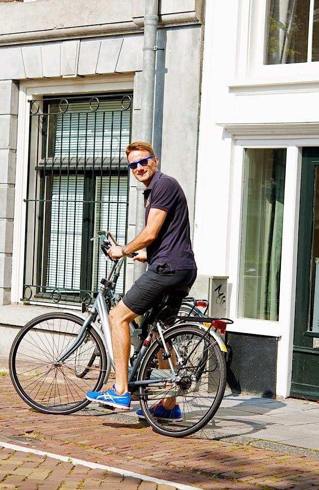 Dutch Bikes For Tall Men Anyways as I was riding