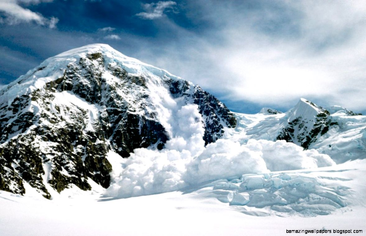 Avalanche   Natural Disaster  OtherFun  Miscellaneous  Desktop