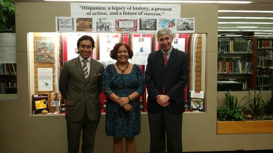 Peruvian Consuls