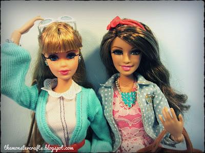 Style Luxe Midge Teresa Barbie line