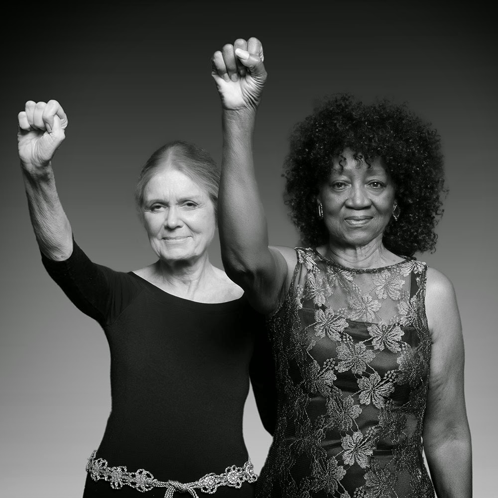 Opinion, you gloria steinem fist seems