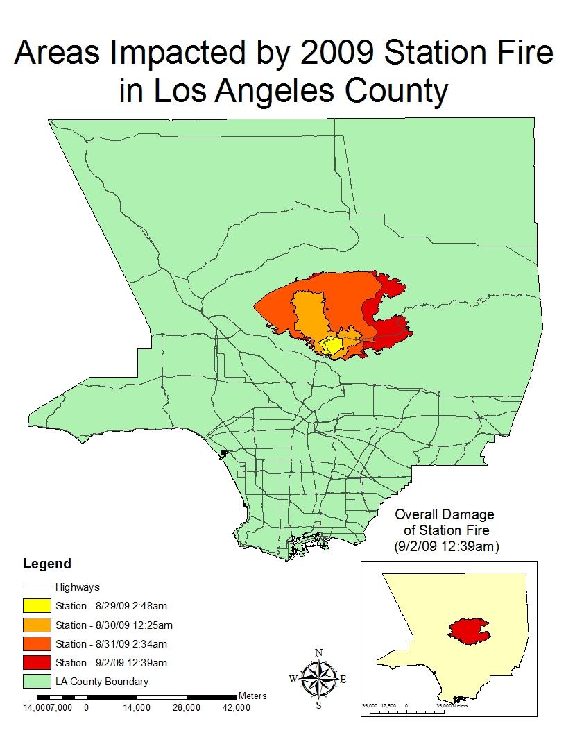 the los angeles county gis data portal defines sensitive environmental resource areas as regions that show environmentally sensitive areas or watersheds