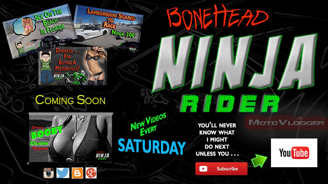 Bonehead Ninja Rider