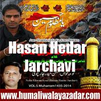 http://ishqehaider.blogspot.com/2013/11/hasan-hedar-jarchavi-nohay-2014.html