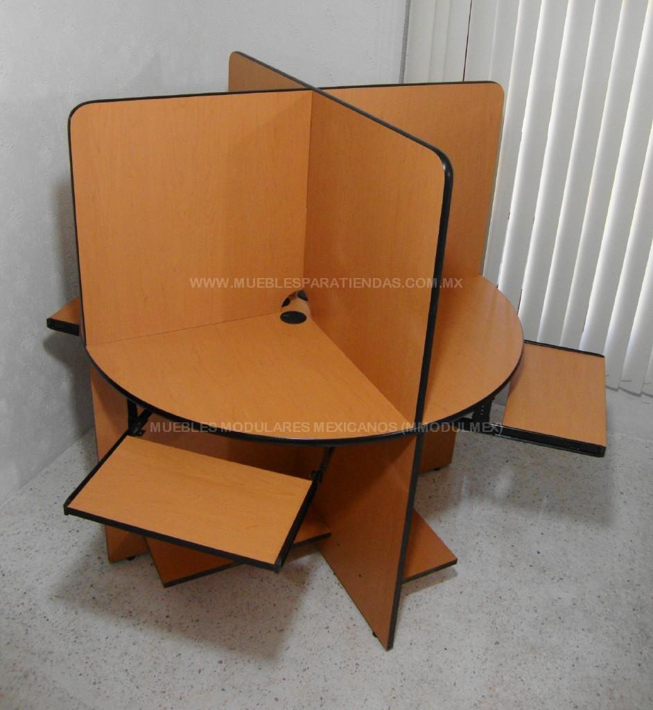 Muebles de tiendas mobiliario de oficina muebles de for Muebles de oficina para 4 personas