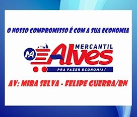 MERCANTIL ALVES EM FELIPE GUERRA