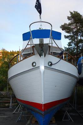 båtopplag, grandbanks