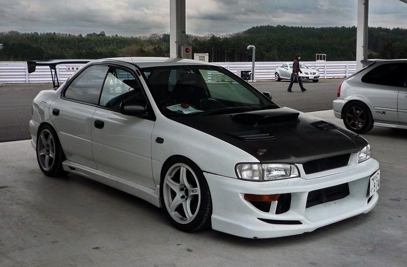 Subaru Impreza I, 1st, 1-gen, zdjęcia, japoński sportowy samochód, boxer, kultowy, 日本車, スポーツカー, スバル