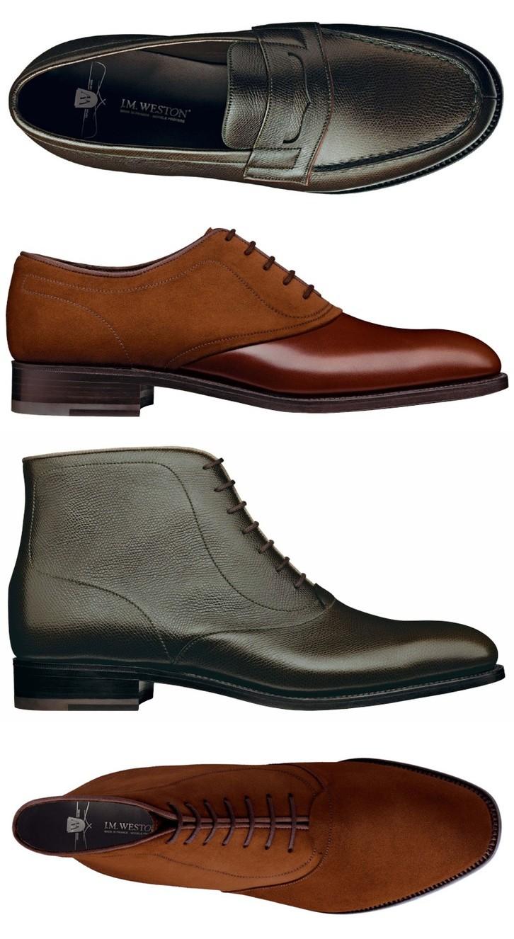 la supérette mod'spé modspe l'information en libre service J.M. Weston chaussures shoes dorian beaune vincent tokatlian guillaume dizien arthur nelli