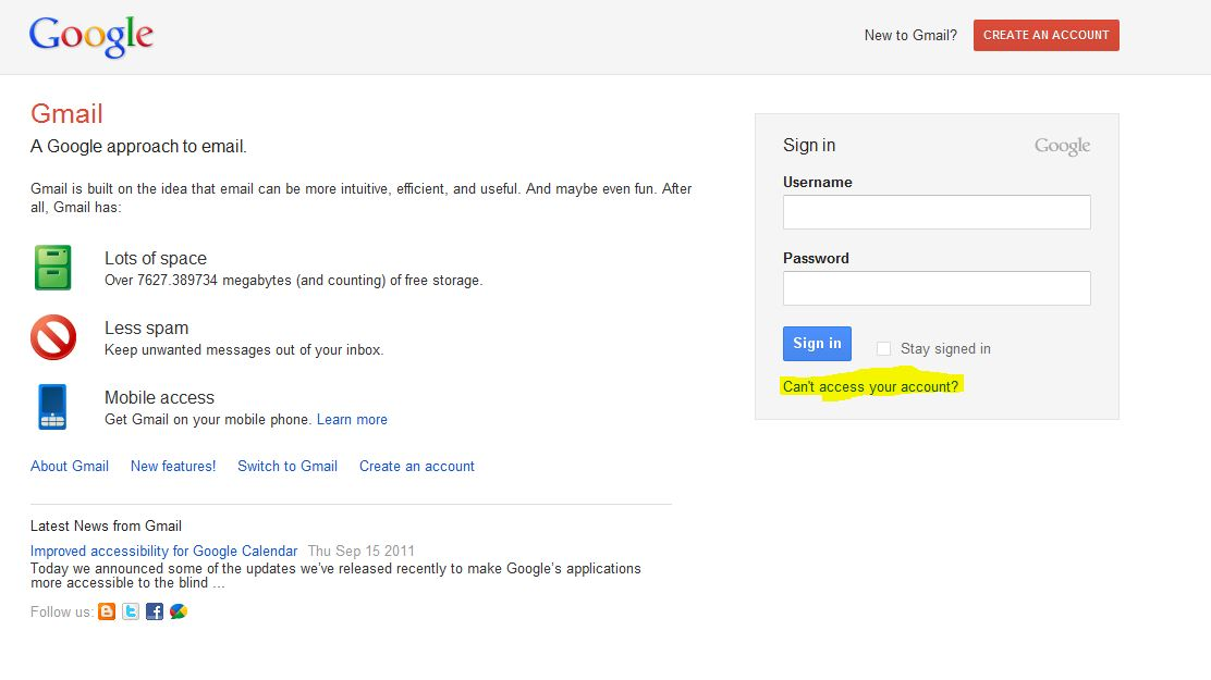 how to access work emails on gmail