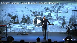 VIDEO LIVE: Cristian Barbosu 🔴 Semnul lui Iona