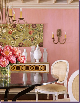 HOME REDESIGN HK: IN THE PINK - Pantone color of the year 2011 ...