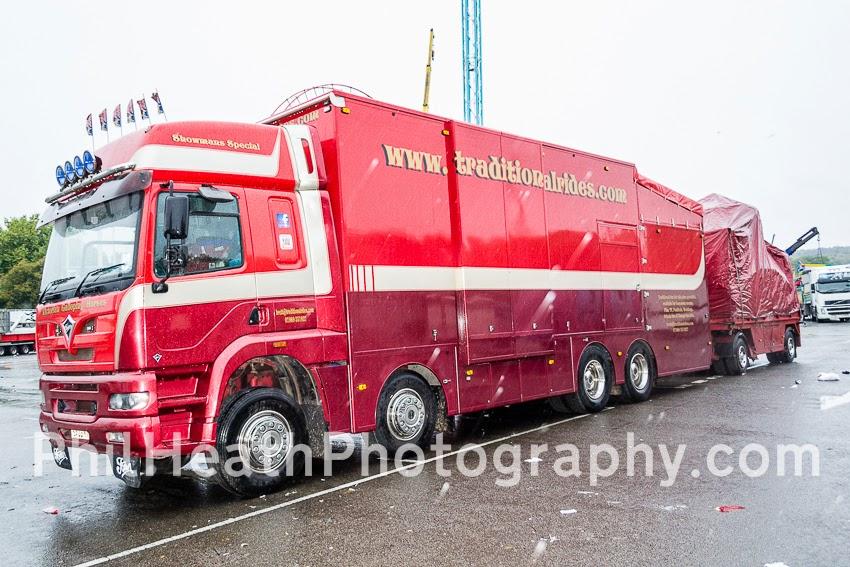 Nottingham Goose Fair 2014