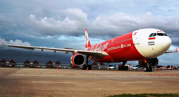 Indonesia AirAsia X, Airbus A330-300. ZonaAero