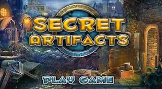 Secret Artifacts Mistery Hidden Object Online Games