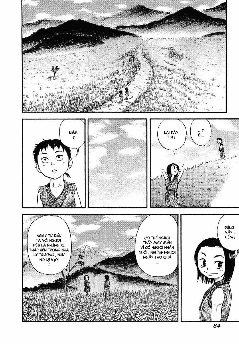 Kingdom - Vương Giả Thiên Hạ Chapter 2 page 29 - IZTruyenTranh.com