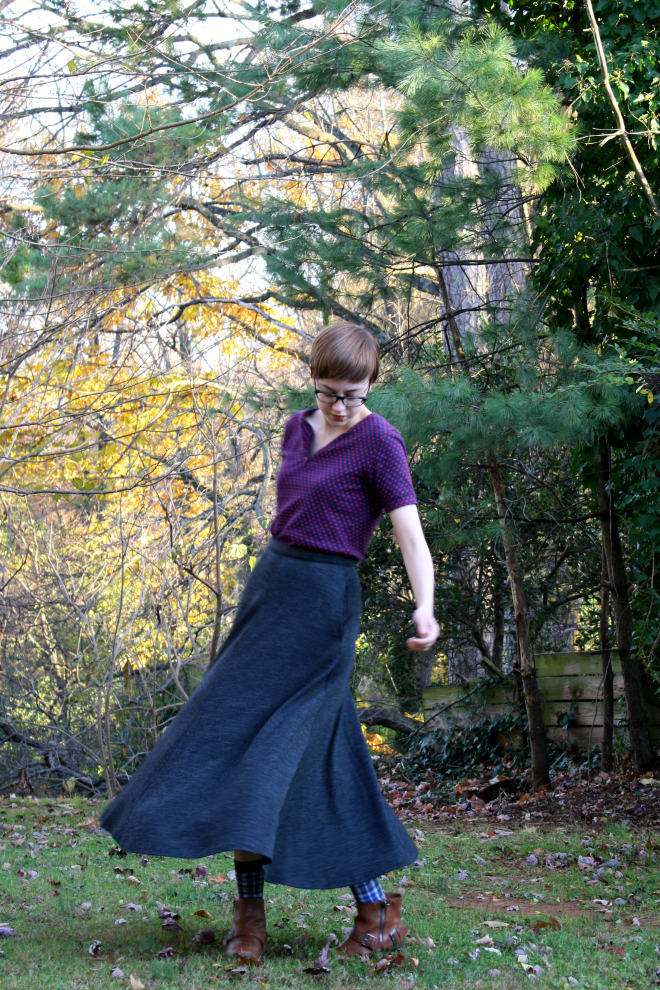 vintage outfit for winter and other ethical outfits on stylewiseblog.blogspot.com