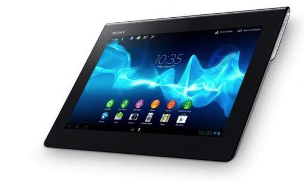 Sony Xperia Tablet con nuevos accesorios