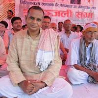 कापडि. बनलाह मैथिली विभागाध्यक्ष