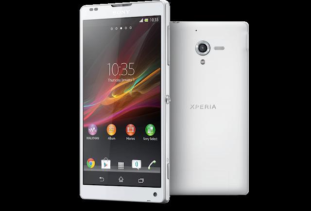 Harga dan Spesifikasi Sony Xperia ZL