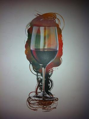 Umenie a víno, alebo aj  módna prehliadka v duchu vína
