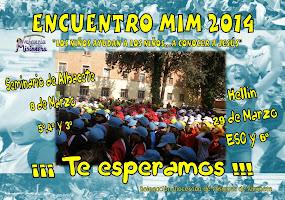 Encuentro MIM 2014...TE ESPERAMOS