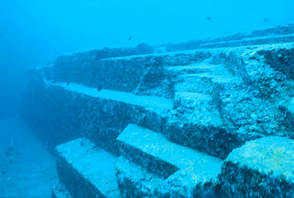 The Yonaguni Monument ...
