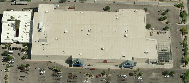 Dead and Dying retail: Closed Super Kmart stores in Arizona