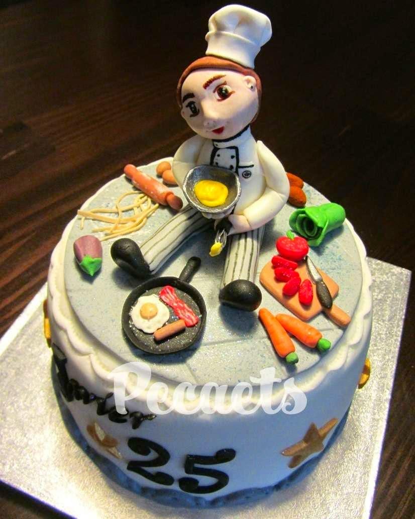 Pecaets tarta cocinero for Que cocinar para un cumpleanos